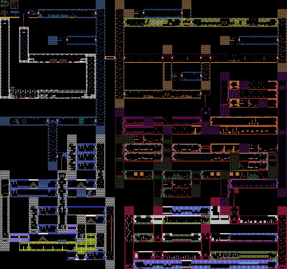 Metroid Nes Map Www Pixshark Com Images Galleries With